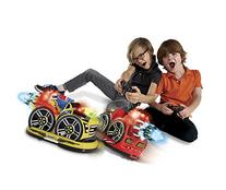 Kid Galaxy Remote Control Bumper Cars. RC 2 Player Game. 2