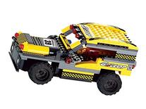 UniBlock Remote Controlled Building Block Jeep SUV