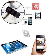 Mini Remote SPY Camera for Iphone Android Ipad Pc Mini Wifi