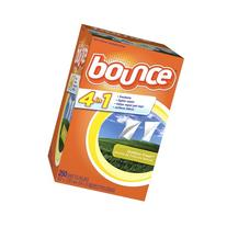 Bounce Renewing Freshness, Outdoor Fresh Sheets, 250-count