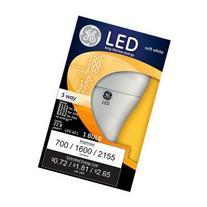 GE Lighting 92119 3-Way LED 50/100/150-watt replacement A21