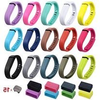 i-smile® 15PCS Replacement Bands with Metal Clasps for