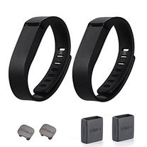 I-SMILE® 2pcs Replacement Bands with Metal Clasps for
