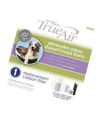 Replacement Carbon Pet Filter. Works with TrueAir 04384,