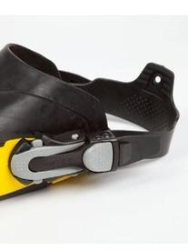 Mares Replacement Fin Strap ABS Plus Buckles With Strap
