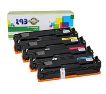 EPS Replacement 4PK HP 201X 201A CF400X CF401X CF402X CF403X
