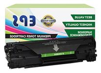 EPS Replacement HP 85A  Toner Cartridge- Black 1600 Yield