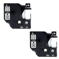 SIENOC Replacement Label Tape Compatible with Dymo 45013