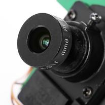 TriVision Replacement lens board with ir cut and 6mm focus
