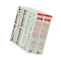 Honeywell Replacement Media - FC100A1029- 16x25 - 2-Pack