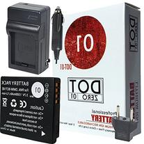 DOT-01 Brand 1500 mAh Replacement Panasonic DMW-BCF10