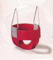 Replacement Swing Seats; Enclosed Bucket Seat