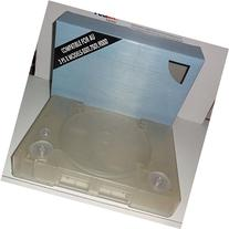 Replacement Translucent Clear Shell Case for Sony