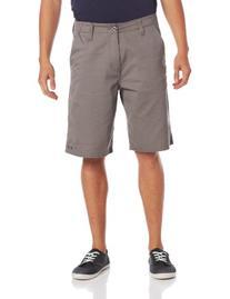 Oakley Men's Represent Short, Stone Gray, 30