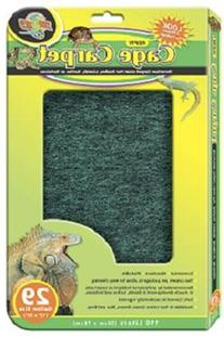 Zoo Med Reptile Cage Carpet for 20-Inch Long 29 Gallon Tanks
