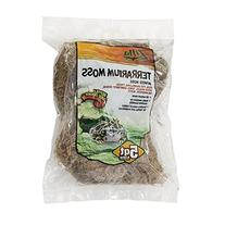 Zilla Reptile Terrarium Bedding Substrate Beaked Moss, 5-