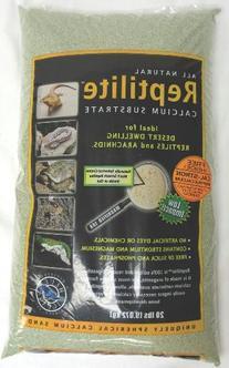 Caribsea Aquariam Reptilite Moss Green 20Lb