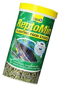 Tetra ReptoMin Floating Food Sticks for Aquatic Turtles/