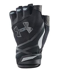 Under Armour Men's Resistor Half-Finger Training Gloves,