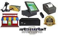Retail Point of Sale System for Smoke and Vape Shops w/