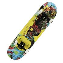 Chaokele Retro Skateboard Sturdy Maple Deck Complete
