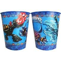 Skylanders Reusable Keepsake Cups