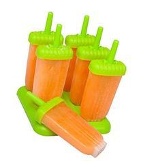 Newonder® Reusable Popsicle Molds Ice Pop Molds Maker,Bpa-
