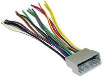 Scosche CR02B Wiring Harness for 2002-Up Select Chrysler/