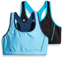 Champion Womens 2-Pack Reversible Double Dry Sports Bras,