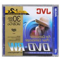 2x 8cm Rewritable Mini DVD-RW for Sony Handycam & re