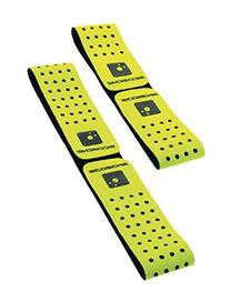 Scosche Rhythm+ Replacement Strap - Green Velcro Strap For