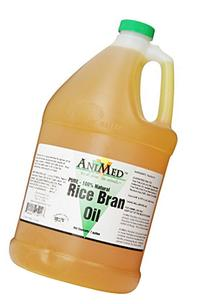 AniMed Rice Bran Oil 128 oz