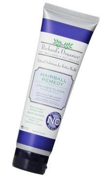 Richard's Organics Hairball Remedy – Chicken Flavor -