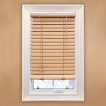 "Richfield Studios 2"" Room Darkening Blinds, Chestnut"