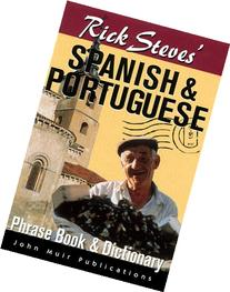 Rick Steves' Spanish and Portuguese Phrasebook and