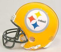 Riddell Pittsburgh Steelers 75Th Anniversary Replica Mini