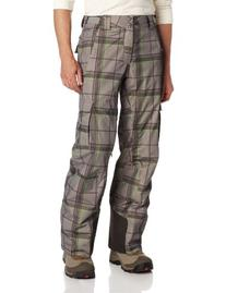 Columbia Men's Ridge 2 Run II Pant, Boulder Plaid, X-Large/