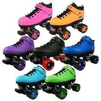 Riedell Skates Dart Roller Skate,Light Blue,7