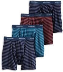 Fruit of the Loom Men's  Low Rise Boxer - Colors May Vary,
