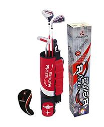 Paragon Golf Youth Golf Club Set, Red, Ages 3-5 - Right