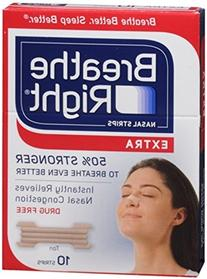 Breath Rite Strips 10ct Size 10ct