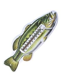 Rivers Edge Products 1394 Bass Tin Thermometer