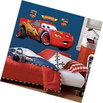 Roommates Rmk1518Gm Disney Pixar Cars Lightning Mcqueen Peel