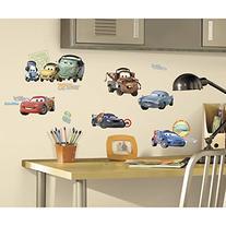 Roommates Rmk1583Scs Disney Pixar Cars 2 Peel & Stick Wall