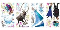 RoomMates RMK2361SCS Frozen Peel and Stick Wall Decals, 36