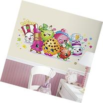 RoomMates RMK3155GM Shopkins Pals Peel and Stick Giant Wall
