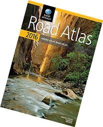 Rand McNally Road Atlas 2016