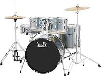 Pearl Roadshow RS505 5-Piece Drumset w/ Hardware & Cymbals