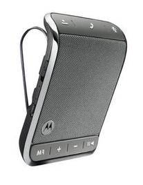 Motorola Roadster 2 Tz710 Bluetooth In-car Speakerphone -
