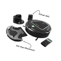 Robot Vacuum Cleaner - Pet and Allergy Friendly - Features